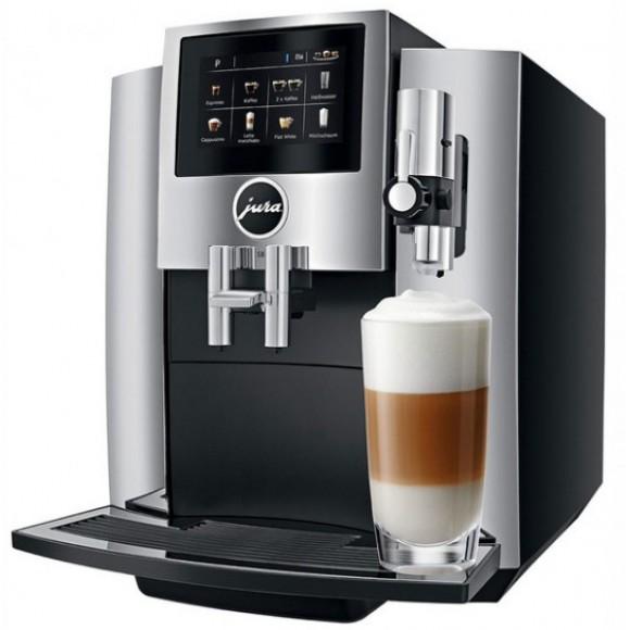 Автоматическая кофемашина Jura S8 Chrome EU (15187)