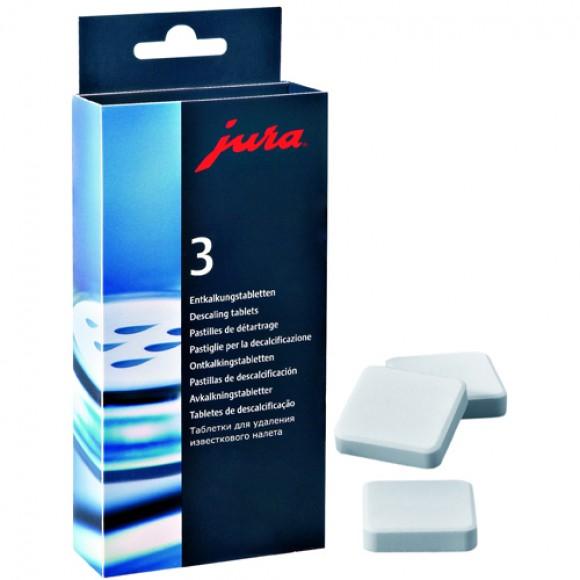 Таблетки для декальцинации Jura 61848