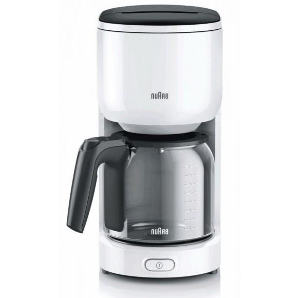 Капельная кофеварка Braun PurEase KF3120 WH