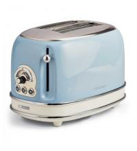 Тостер Ariete Vintage 155/15 голубой купить в интернет-магазине с доставкой