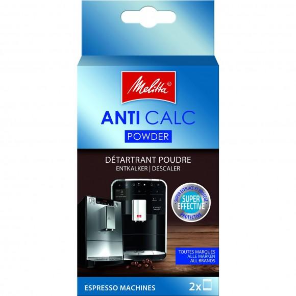 Очиститель от накипи Мelitta Anti Calc для автоматических кофемашин, 2х40гр.