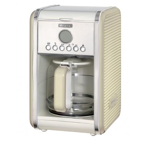 Капельная кофеварка Ariete 1342 Vintage Бежевый