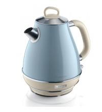 Чайник Ariete Vintage 2869/05, голубой купить в интернет-магазине с доставкой