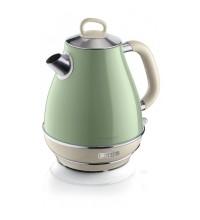 Чайник Ariete Vintage 2869/04, зеленый купить в интернет-магазине с доставкой