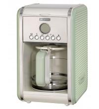 Капельная кофеварка Ariete 1342 Vintage Зелёный купить в интернет-магазине с доставкой