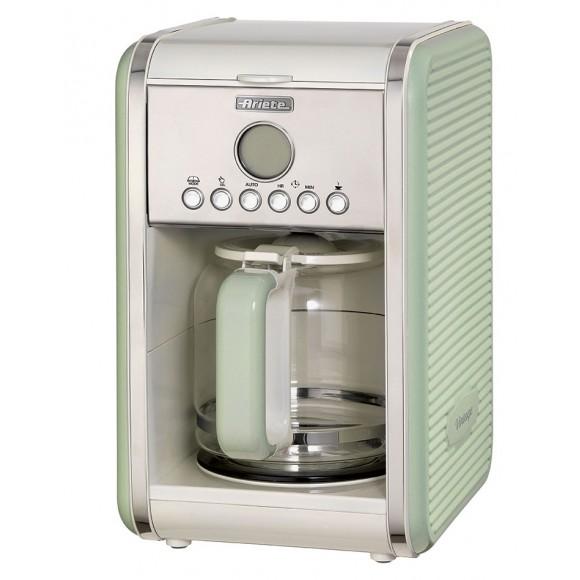 Капельная кофеварка Ariete 1342 Vintage Зелёный