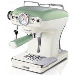 Рожковая кофеварка Ariete 1389 Green Vintage