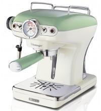 Рожковая кофеварка Ariete 1389 Green Vintage купить в интернет-магазине с доставкой