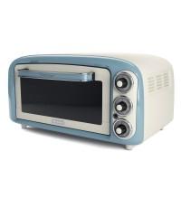 Мини-печь Ariete Vintage 979/05, голубой купить в интернет-магазине с доставкой