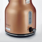 Набор Ariete Classica Рожковая кофеварка 1389/18 + Тостер 158/38 + Чайник 2864/28, медный