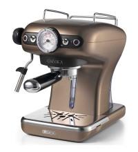 Рожковая кофеварка Ariete Classica 1389/16, бронзовый купить в интернет-магазине с доставкой
