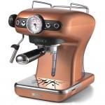 Рожковая кофеварка Ariete Classica 1389/18, медный