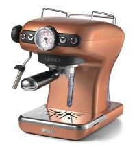 Рожковая кофеварка Ariete Classica 1389/18, медный купить в интернет-магазине с доставкой