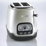 Набор Ariete Classica Рожковая кофеварка 1389/17 + Тостер 158/37 + Чайник 2864/27, жемчужный