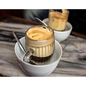 Вьетнамский яичный кофе