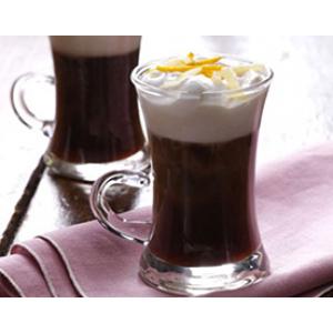 Горячий имбирный кофе