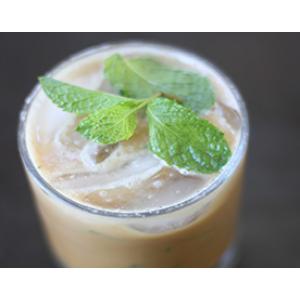 Мятно-кофейный мохито
