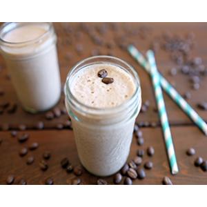 Кофейный смузи с йогуртом