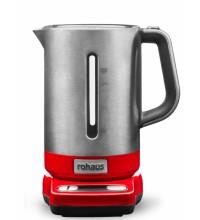 Чайник с регулировкой температуры Rohaus RK910R Красный купить в интернет-магазине с доставкой