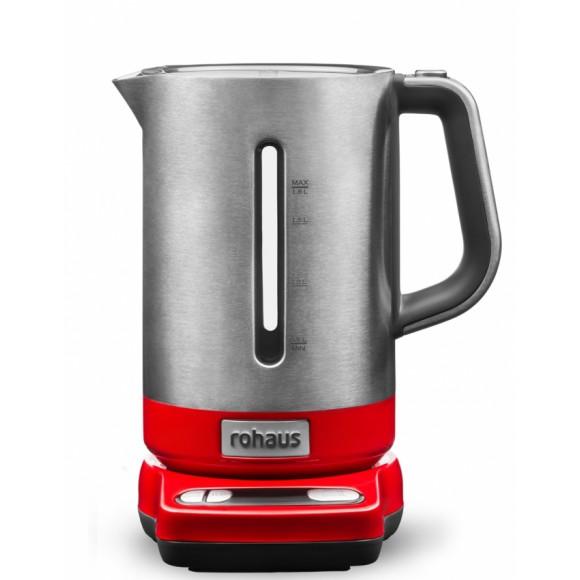 Чайник с регулировкой температуры Rohaus RK910R Красный