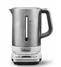 Чайник с регулировкой температуры Rohaus RK910W Белый купить в интернет-магазине с доставкой