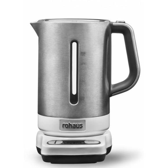 Чайник с регулировкой температуры Rohaus RK910W Белый