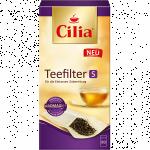 Оригинальные чайные фильтры Cilia, размер S, 80шт.