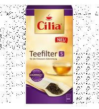 Оригинальные чайные фильтры Cilia, размер S, 80шт. купить в интернет-магазине с доставкой