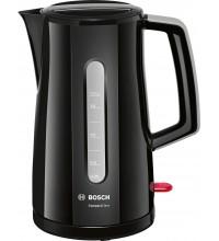 Чайник Bosch TWK 3A013, черный купить в интернет-магазине с доставкой