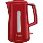 Чайник Bosch TWK 3A014, красный