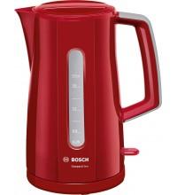 Чайник Bosch TWK 3A014, красный купить в интернет-магазине с доставкой