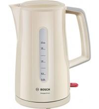 Чайник BoschTWK 3A017, кремовый купить в интернет-магазине с доставкой
