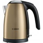 Чайник Bosch TWK 7808, золотистый