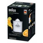 Цитрусовая соковыжималка Braun Tribute CJ3050WH