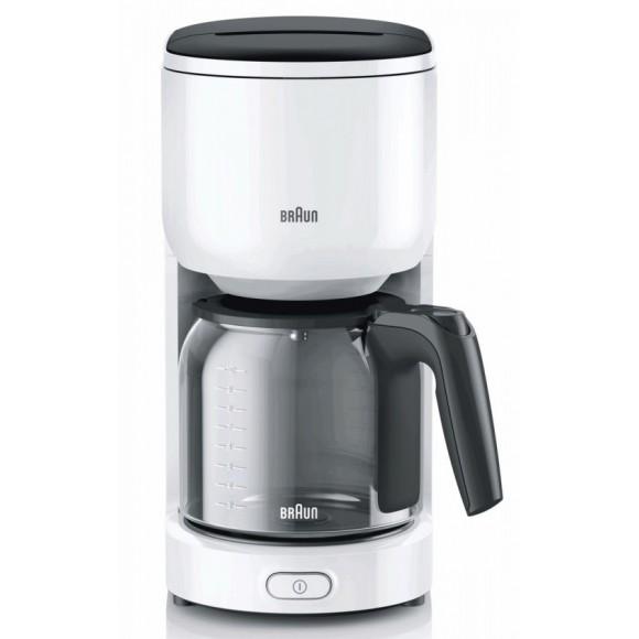 Капельная кофеварка Braun PurEase KF3100WH