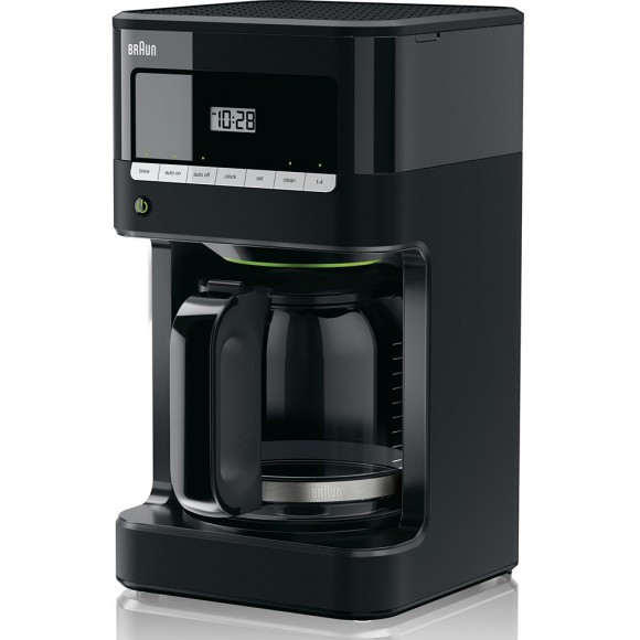Капельная кофеварка Braun PurAroma 7 KF7020 BK