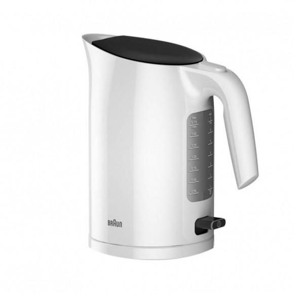 Чайник Braun PurEase WK3100 WH белый