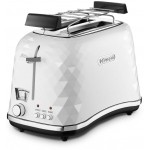 Тостер DeLonghi Brillante CTJ 2103.W