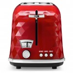 Тостер DeLonghi Brillante CTJ 2103.R