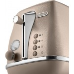 Тостер DeLonghi Icona Elements CTOE 2103.BG