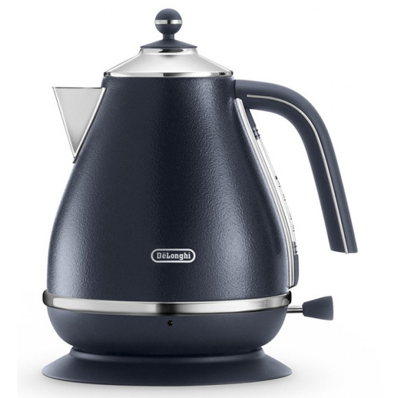 Чайник DeLonghi Icona Elements KBOE 2001.BL (синий)