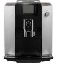 Автоматическая кофемашина Jura E6 Platin (15058) купить в интернет-магазине с доставкой
