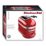 Тостер KitchenAid Artisan, красный, 5KMT2204EER