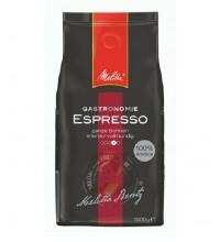 Кофе в зернах Melitta Gastronomy Espresso, 1кг купить в интернет-магазине с доставкой