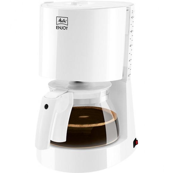 Капельная кофеварка Melitta Enjoy II, белый
