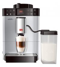 Автоматическая кофемашина Melitta Caffeo Passione OneTouch F 531-101, серебристый купить в интернет-магазине с доставкой