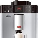 Автоматическая кофемашина Melitta Caffeo Passione OneTouch F 531-101, серебристый