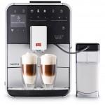 Автоматическая кофемашина Melitta Caffeo Barista T SMART F 830-101, серебристый
