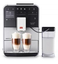 Автоматическая кофемашина Melitta Caffeo Barista T SMART F 830-101, серебристый купить в интернет-магазине с доставкой