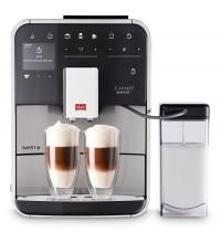 Автоматическая кофемашина Melitta Caffeo Barista T SMART SST F 840-100, серебристый купить в интернет-магазине с доставкой